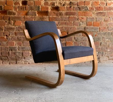 Cool Model 402 Lounge Chair By Alvar Aalto For Finmar 1930S Pabps2019 Chair Design Images Pabps2019Com