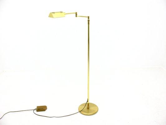 finest selection a3259 38bd9 Banker Floor Lamp from Holtkoetter, 1970s