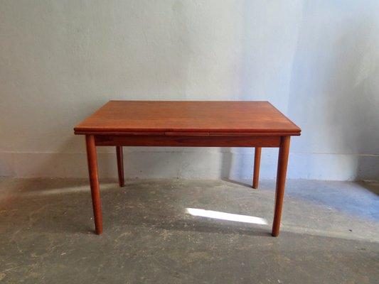 Table En De À Manger Salle TeckDanemark1960s Extensible trCshQd