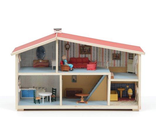 Göteborg Doll House by Grete Thomsen, 1960s