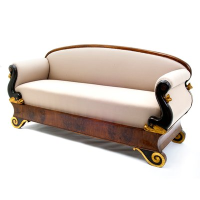 19th-Century Empire Style Italian Sofa for sale at Pamono