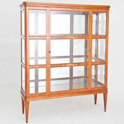 Glass Cabinet 1930s For Sale At Pamono