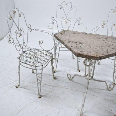 Garten Sitzgruppe Vintage