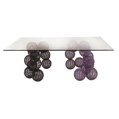 Table Sphérique Vintage par Anacleto Spazzapan, Italie