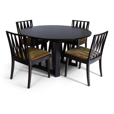 American Dining Room Set By Paul Frankl, Paul Frankl Johnson Furniture Company