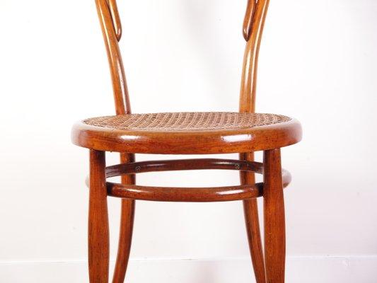 Antiker Modell Nr 14 Stuhl Von Thonet 1860er