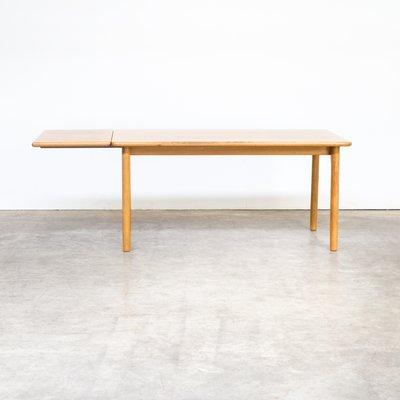 Østervig Table en par Kurt Mobler1970s KP à à de Salle Manger Abattants Chêne pour nmvN80wO