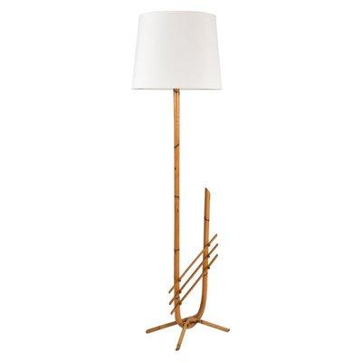 bambúaños Lámpara 50 de de pie nO0kP8w