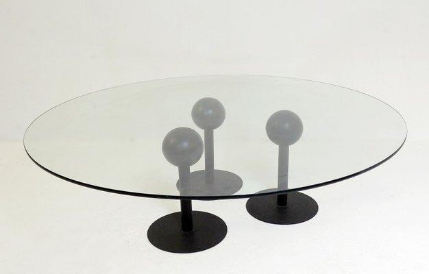 pas mal e8f95 880ed Table Basse Pepper Young par Philippe Starck pour Disform, 1983
