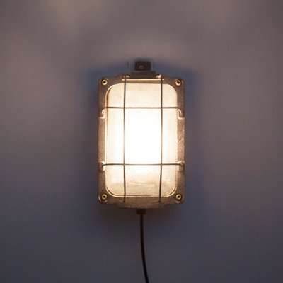 Industrial Wall Light 1960s For Sale At Pamono