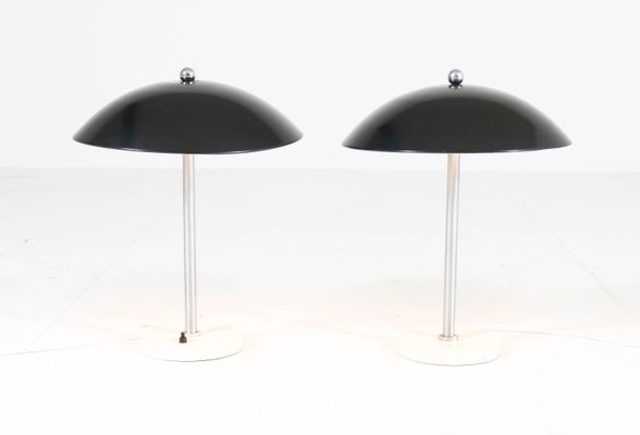 By Wim Lamps Rietveld Century 2 For Mid Table Gispen1950sSet Of rCxedBoWEQ