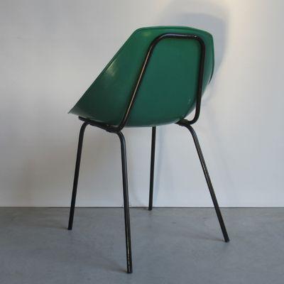Chaise En Sur Pamono Vintage Pierre Guariche Meurop Shell Par Vente Pour CBrxWQdoe