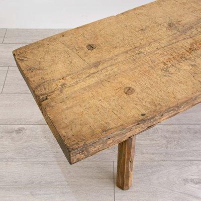 Brilliant Primitive Early 19Th Century Coffee Table Machost Co Dining Chair Design Ideas Machostcouk