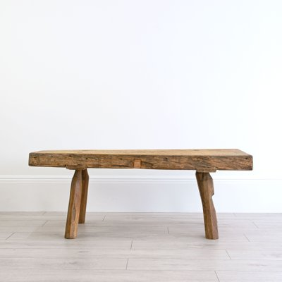 Groovy Primitive Early 19Th Century Coffee Table Machost Co Dining Chair Design Ideas Machostcouk