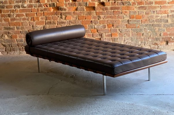 Brilliant Leather Barcelona Couch By Mies Van Der Rohe For Knoll 1990S Unemploymentrelief Wooden Chair Designs For Living Room Unemploymentrelieforg