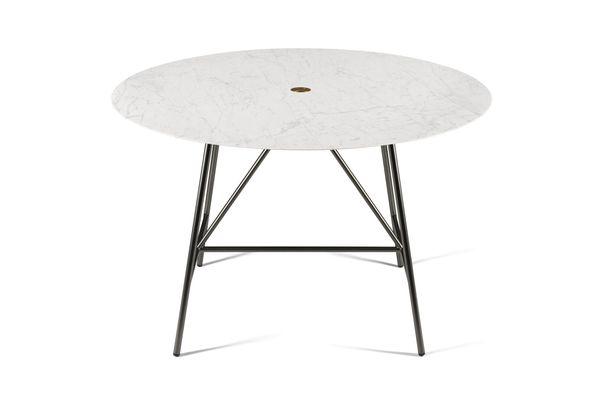 Tavolo In Marmo Bianco.Tavolo Da Pranzo W In Marmo Bianco Di Carrara Di David Lopez