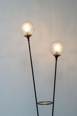 stehlampe mit zwei leuchten 1960er 2
