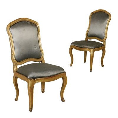 Antique Baroque Chairs Set Of 2 Bei Pamono Kaufen