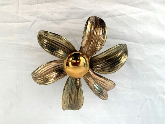 Flower Wall Sconce By Daro 1970s