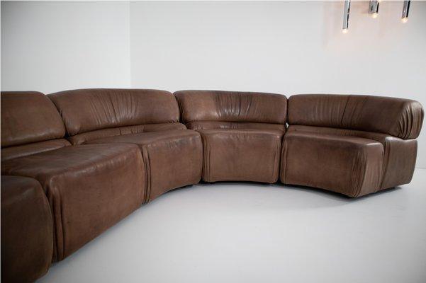 Astounding Cosmos Sectional Sofa From De Sede 1970S Creativecarmelina Interior Chair Design Creativecarmelinacom