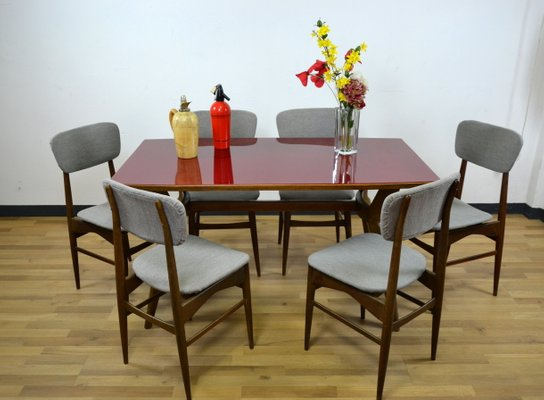 Mid Century Dining Table 1950s