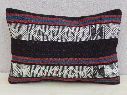 Surprising Turkish Handmade Kilim Sofa Cushion Cover From Vintage Pillow Store Contemporary Ibusinesslaw Wood Chair Design Ideas Ibusinesslaworg