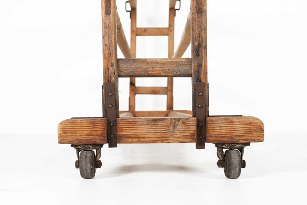 Wondrous Vintage Bakers Rack 1930S Theyellowbook Wood Chair Design Ideas Theyellowbookinfo