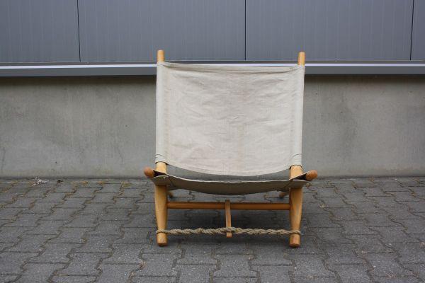 Vintage Saw Chair by Ole Gjerlov Knudsen for Cado, 1958
