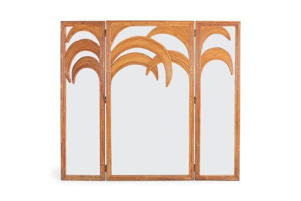 Fantastic Tropicalist Screen Room Divider From Vivai Del Sud 1970S Interior Design Ideas Tzicisoteloinfo