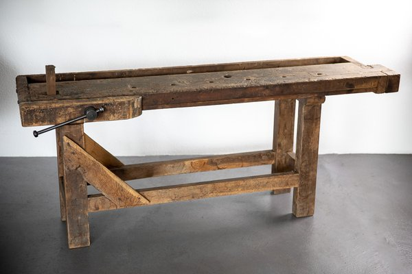 Fabulous Antique Style Workbench Andrewgaddart Wooden Chair Designs For Living Room Andrewgaddartcom