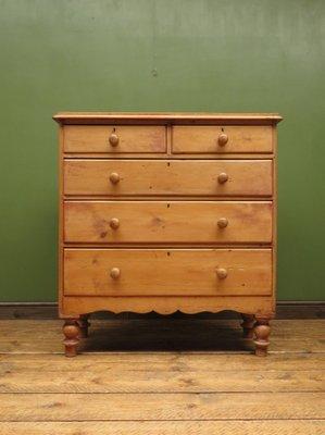 sale retailer 51442 c3df5 Antique Pine Chest of Drawers
