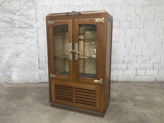 Vintage Wine Cabinet 1950s For At