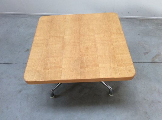 Awesome Compressed Wood Coffee Table By Charles Ray Eames For Herman Miller 1960S Pdpeps Interior Chair Design Pdpepsorg