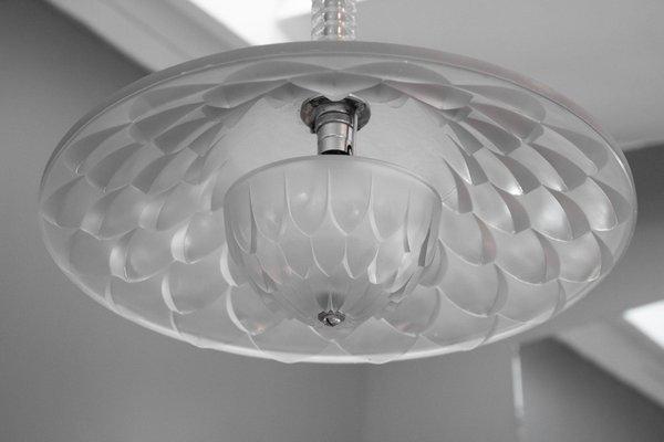 Lampe René Par Vérone Suspension À Lalique1927 5LjA34Rq