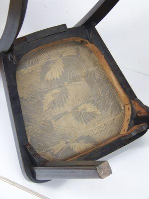 Modell No. 918 Esszimmerstühle von Gustav Siegel für Thonet, 1928, 2er Set