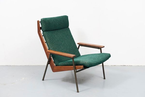Super Teak Lotus Lounge Chair By Rob Parry 1960S Pdpeps Interior Chair Design Pdpepsorg