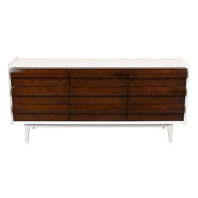 Cassettiera Moderna Laccata.Cassettiera Mid Century Moderna Laccata Di Lane Furniture