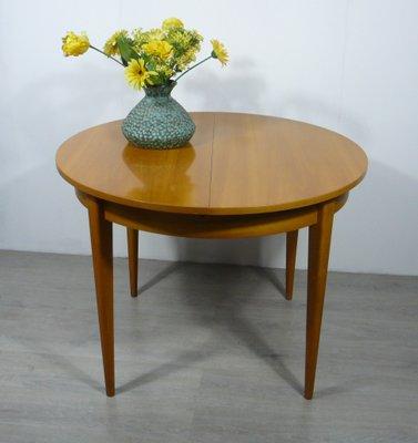 Möbel1966 Table Manger Extensible À K De Ronde Salle DIEH9W2