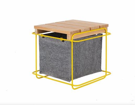 Fabulous Grit Stool From Bartmann Berlin Inzonedesignstudio Interior Chair Design Inzonedesignstudiocom