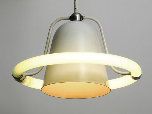 Mid Century Modern Ceiling Lamp With