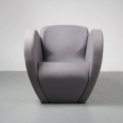 Swell Italian Lounge Chair By Ron Arad For Moroso 1990S Alphanode Cool Chair Designs And Ideas Alphanodeonline