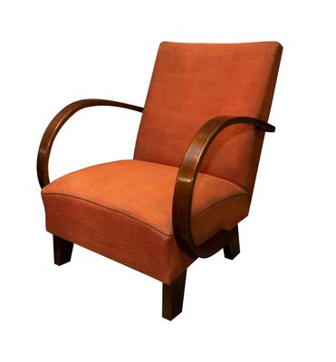 Bentwood Armchairs From Thonet 1930s Set Of 2 For Sale At Pamono