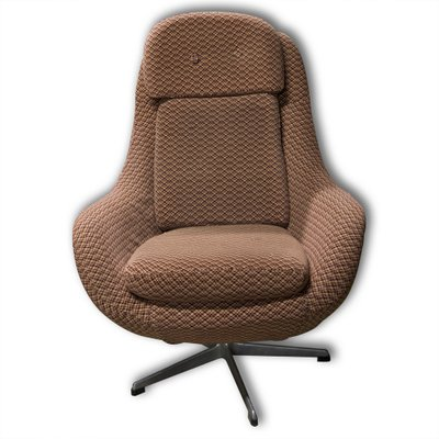 Superb Mid Century Modern Swivel Chair From Up Zavody Creativecarmelina Interior Chair Design Creativecarmelinacom