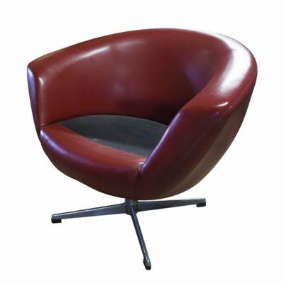 Terrific Mid Century Modern Swivel Chairs From Up Zavody Set Of 2 Creativecarmelina Interior Chair Design Creativecarmelinacom