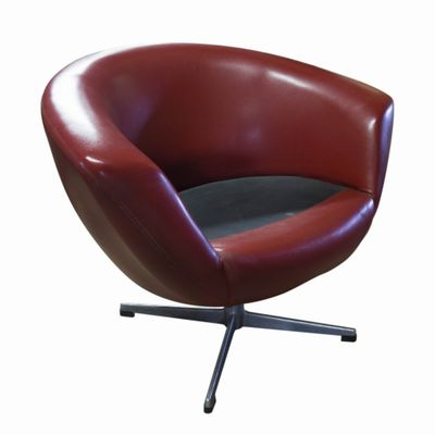 Magnificent Mid Century Modern Swivel Chairs From Up Zavody Set Of 2 Caraccident5 Cool Chair Designs And Ideas Caraccident5Info