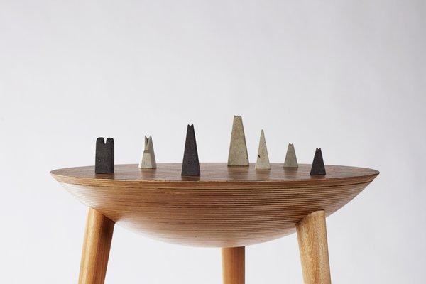 Astounding Trojan Chess Table From Futuro Studio 2019 Ncnpc Chair Design For Home Ncnpcorg