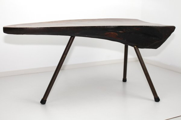 Tree Trunk Table By Carl Auböck 1950s