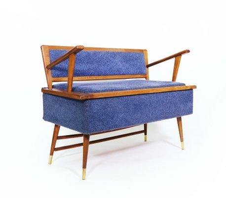 Mid-Century Italian Sofa Bed, 1950s $1877.00