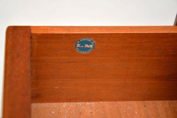 Enjoyable Teak Secretaire By John Morton For Lm Furniture 1960S Lamtechconsult Wood Chair Design Ideas Lamtechconsultcom