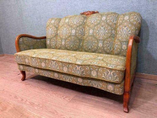 Mid Century Sofas U0026 2 Armchairs Set, 1960s